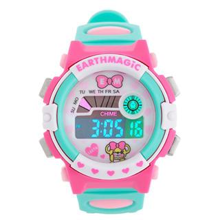 アースマジック(EARTHMAGIC)の新品未使用💕アースマジックデジタルウォッチ(腕時計)