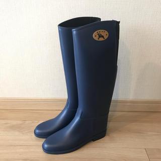 ダフナ(Dafna)のダフナ  レインブーツ 36  美品(レインブーツ/長靴)