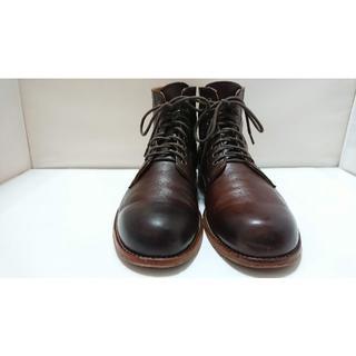 パドローネ(PADRONE)の【俺の靴-059】★USED PADRONE パドローネ バックジップブーツ(ブーツ)