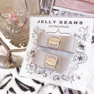 ジェリービーンズ(JELLY BEANS)のʚ꒰⑅ プレートリボンシュークリップアクセサリー ⑅꒱ɞ(ハイヒール/パンプス)