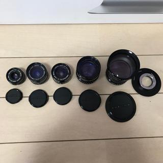 オリンパス(OLYMPUS)のマイクロフォーサーズレンズ m43レンズ(レンズ(単焦点))
