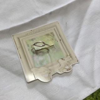 silverリング号(リング(指輪))