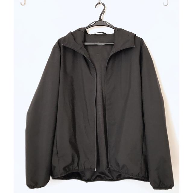 GU(ジーユー)のウィンドプルーフシェルパーカ メンズのジャケット/アウター(マウンテンパーカー)の商品写真