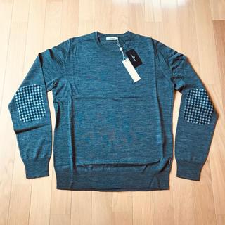 ジェイリンドバーグ(J.LINDEBERG)のジェイリンドバーグ J.Lindeberg 新品 セーター メンズL(ウエア)