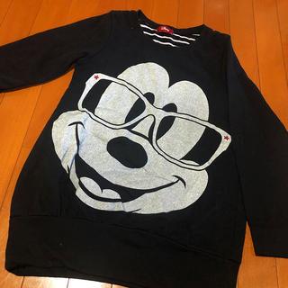 ディズニー(Disney)のミッキー トレーナー スウェット(トレーナー/スウェット)