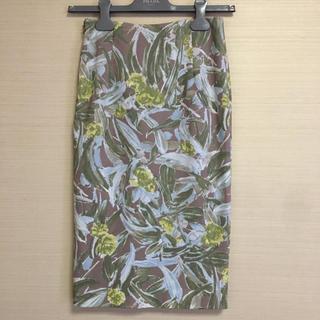 グーコミューン(GOUT COMMUN)のGOUT COMMUN 春夏スカート(ひざ丈スカート)