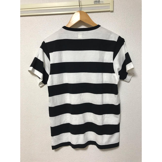 DELUXE(デラックス)のDELUXE CLOTHING  ボーダー カットソー メンズのトップス(Tシャツ/カットソー(半袖/袖なし))の商品写真