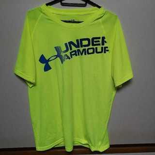 アンダーアーマー(UNDER ARMOUR)の訳あり  アンダーアーマー XL     シャツ(Tシャツ/カットソー(半袖/袖なし))