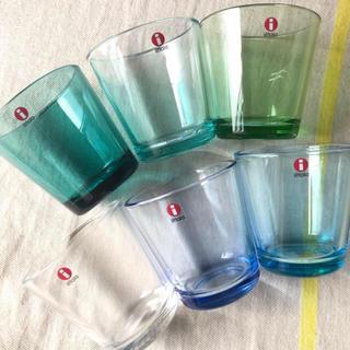 イッタラ(iittala)の新品☆ イッタラ カルティオ  タンブラー  6個セット(グラス/カップ)