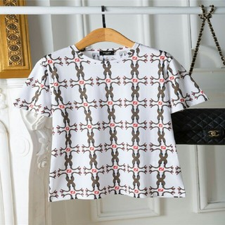 フェンディ(FENDI)のFENDI 半袖 ホワイト カッコいい(Tシャツ/カットソー(半袖/袖なし))