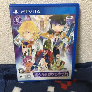 コーエーテクモゲームス(Koei Tecmo Games)の遙かなる時空の中で6  ✩ PS vita(携帯用ゲームソフト)