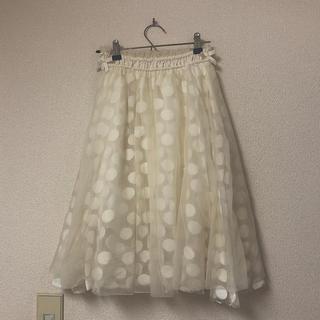 リズリサ(LIZ LISA)のLIZLISA(ひざ丈スカート)