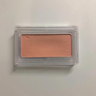 ムジルシリョウヒン(MUJI (無印良品))の無印良品 フェイスカラー RK A オレンジ01(フェイスカラー)