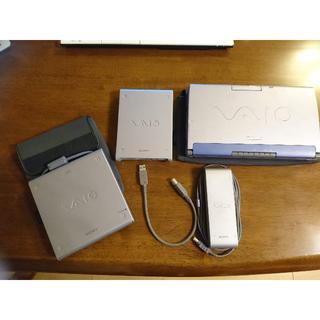 ソニー(SONY)の【ジャンク】SONY VAIO PC(ノートPC)