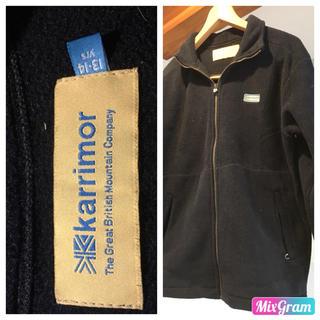 カリマー(karrimor)のkarrimor fleece jacket(ブルゾン)