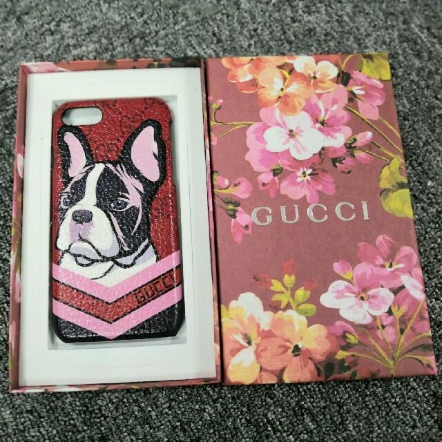 iphone ケース the north face - Gucci - Iphoneケース グッチ の通販 by あつ子^_^'s shop|グッチならラクマ