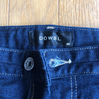 ダブル(DOWBL)のDOWBL.スキニージーンズ(デニム/ジーンズ)