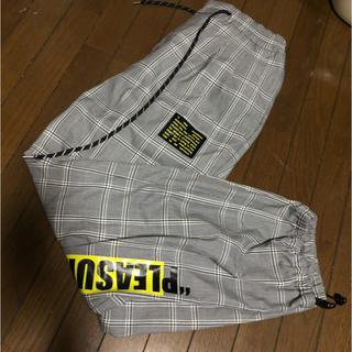 ビューティアンドユースユナイテッドアローズ(BEAUTY&YOUTH UNITED ARROWS)のmonkey time × PLEASURES Track pants Sサイズ(ワークパンツ/カーゴパンツ)