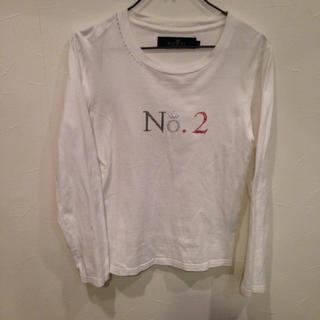 ダブル(DOWBL)のDOWBL カットソー サイズM(Tシャツ/カットソー(七分/長袖))