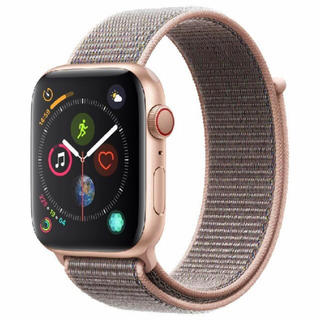 アップルウォッチ(Apple Watch)のApplewatch series4 Cellular ピンクゴールド(腕時計(デジタル))