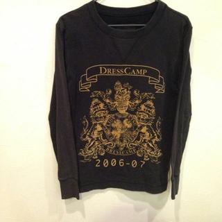 ドレスキャンプ(DRESSCAMP)のDRESS CAMP カットソー サイズM(Tシャツ/カットソー(七分/長袖))