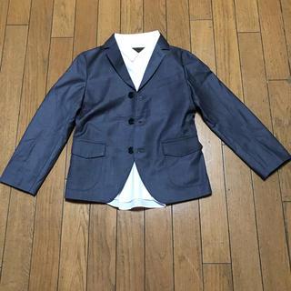 エーキャンビー(A CAN B)の新品★AcanB  ジャケット&シャツ 130(ジャケット/上着)