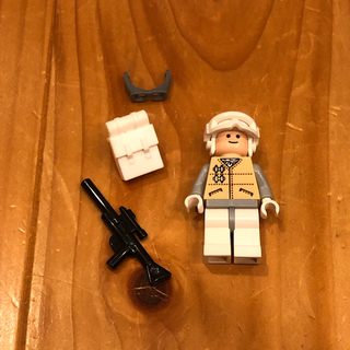 レゴ(Lego)のレゴ スターウォーズ ミニフィグ  ホス 反乱軍兵士(知育玩具)