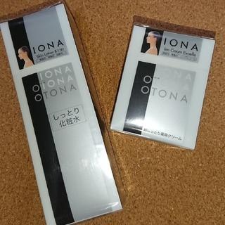 イオナ(IONA)のIONA イオナ イオンクリーム エクセル  スキンローション(フェイスクリーム)