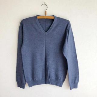 ムジルシリョウヒン(MUJI (無印良品))のMUJI Vネックセーター(ニット/セーター)
