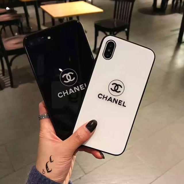CHANEL iPhoneケースの通販 by H&Y's shop|ラクマ