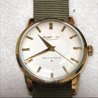 グランドセイコー(Grand Seiko)のグランドセイコー SEIKO ファースト(腕時計(アナログ))