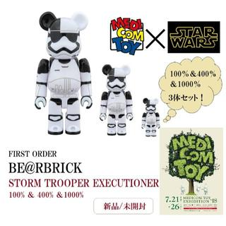 MEDICOM TOY - BE@RBRICK STORMTROOPER executioner 3体セット