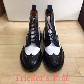 トリッカーズ(Trickers)のTricker's トリッカーズ ツートーン カントリーブーツ(ブーツ)