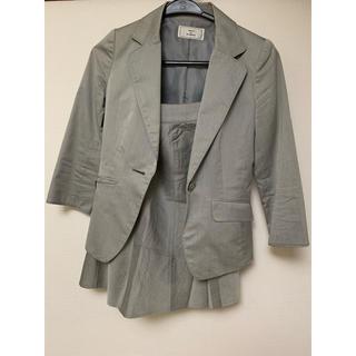 ネットディマミーナ(NETTO di MAMMINA)のサマースーツ 七分袖(スーツ)