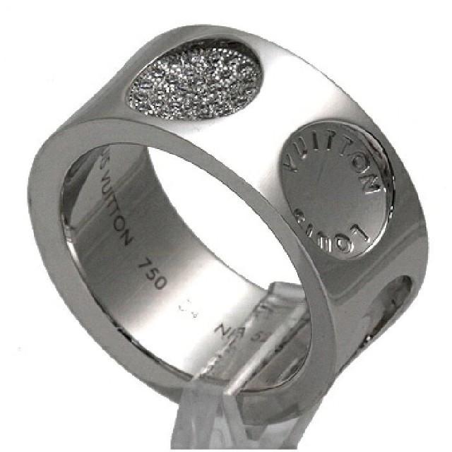 LOUIS VUITTON(ルイヴィトン)のLouis Vuitton  グランド・バーグ アンプラント 特注品 メンズのアクセサリー(リング(指輪))の商品写真