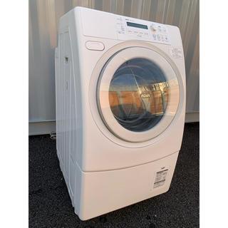 SANYO - SANYO AQUA ドラム式洗濯乾燥機  エアウォッシュ 9kg /6kg