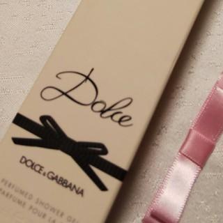 ドルチェアンドガッバーナ(DOLCE&GABBANA)の新品未使用、DOLCE&GABBANAドルチェシャワージェル(ボディソープ/石鹸)