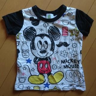 ディズニー(Disney)のディズニー ミッキー ミニー トップス セット(Tシャツ)
