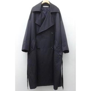 サスクワッチファブリックス(SASQUATCHfabrix.)のsasquatchfabrix  16aw big trench coat(トレンチコート)
