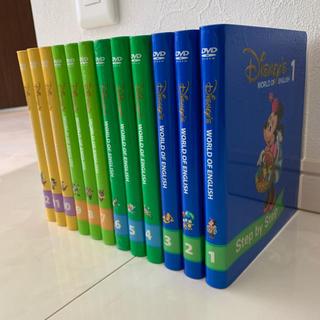 ディズニー(Disney)のn.s様専用 ステップバイステップとレッツプレイ DVD(知育玩具)