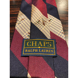チャップス(CHAPS)の【CHAPS Ralph Lauren】ネクタイ  珍しいカモ柄(ネクタイ)