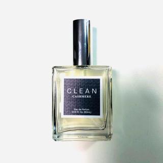 クリーン(CLEAN)のCLEAN CASHMERE 香水(ユニセックス)