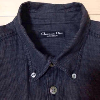 ディオール(Dior)のDior  最終値下げ まもなく削除(シャツ/ブラウス(長袖/七分))