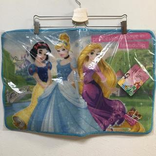 ディズニー(Disney)のディズニープリンセス バスマット 新品 送料込(バスマット)