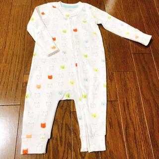 9fb8e222104e4 ベビーギャップ(babyGAP)の70サイズ baby GAPカバーオール 未使用(カバーオール)