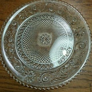 バカラ(Baccarat)のバカラ アラベスク 12cm  二枚セット(食器)