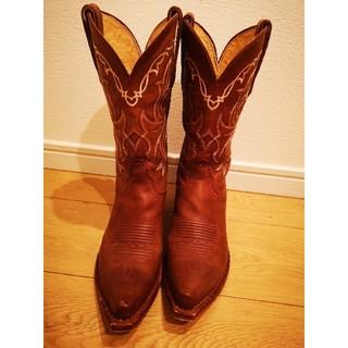 トニーラマ(Tony Lama)のトニーラマウエスタンブーツ(ローファー/革靴)