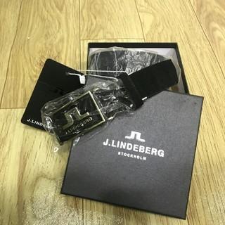 ジェイリンドバーグ(J.LINDEBERG)の最新モデル 超人気 ベルト J.LINDEBERG(ベルト)
