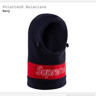 シュプリーム(Supreme)のPolartec Balaclava navy red(その他)