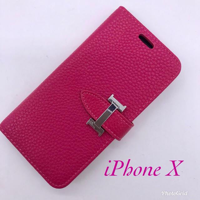 クロムハーツ iphonex ケース 中古 | 訳ありNoaHsarK☆iPhone X IPX-013 ピンクの通販 by ゆき's shop|ラクマ